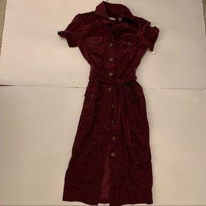 Diane von Furstenberg Clia Corduroy Dress